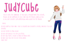 JudyCube - Note For DL
