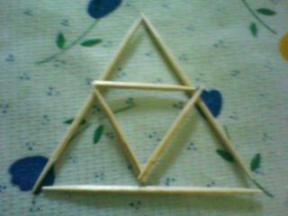 Triforce by Linksusabram