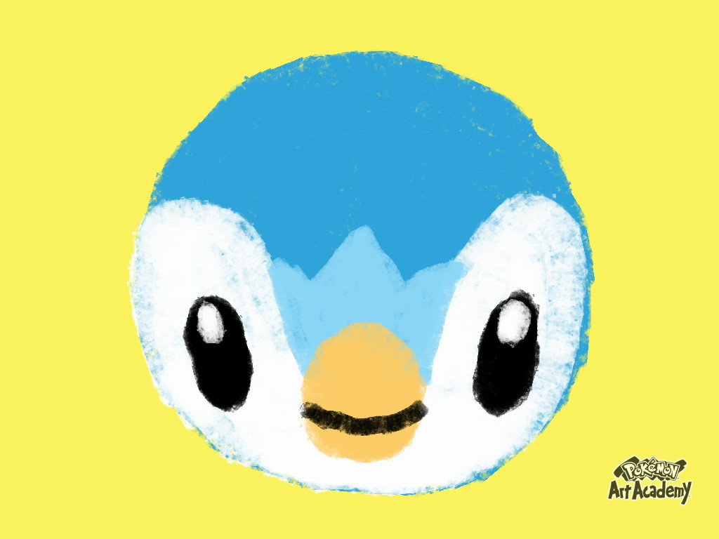 download pokemon starters piplup - photo #39