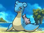 Pokemon Art Academy Graduate Course 2: Lapras