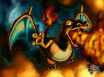 Pokemon Art Academy Graduate Course 3: Charizard