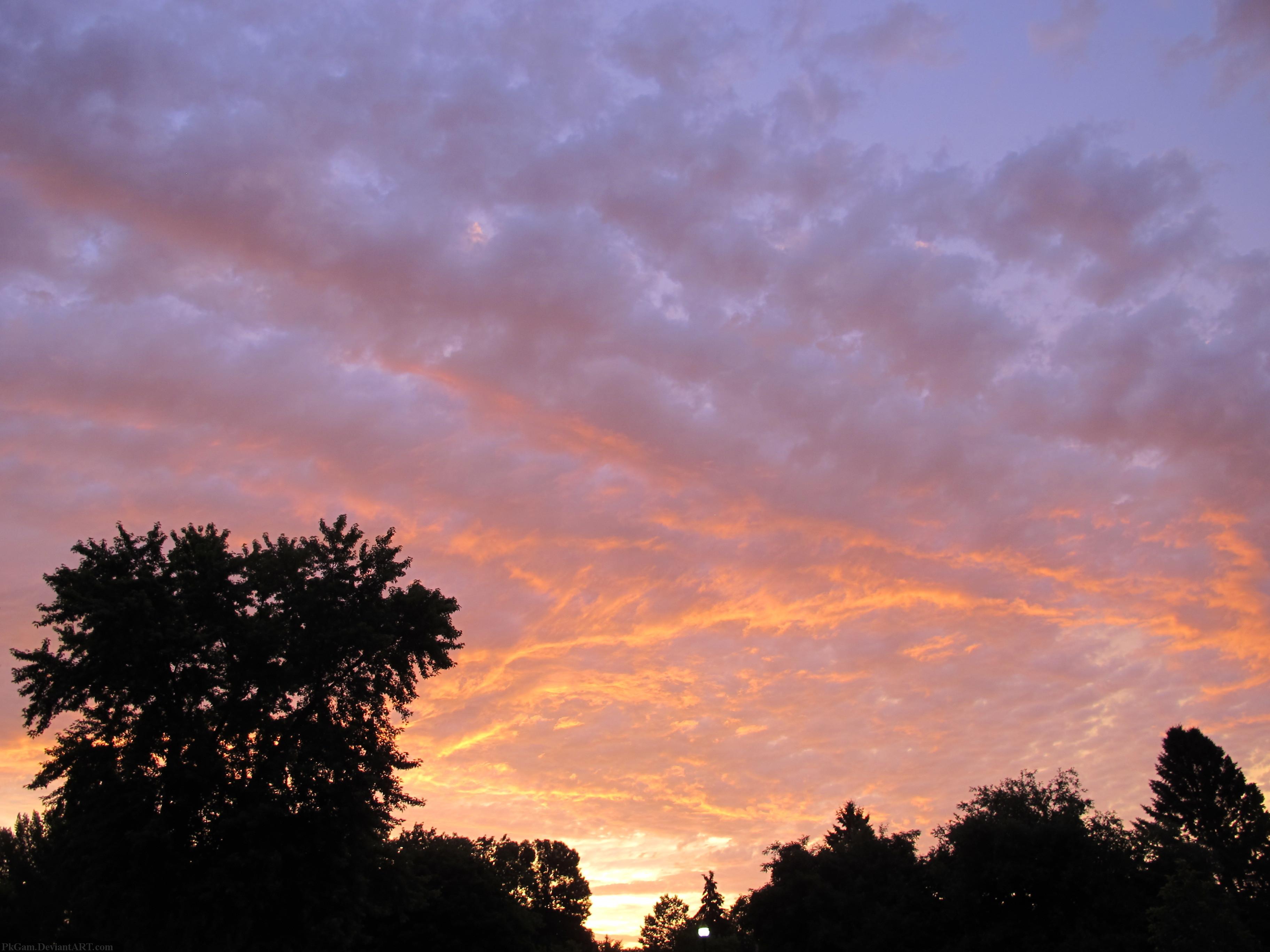 Dreamy Sky by PkGam