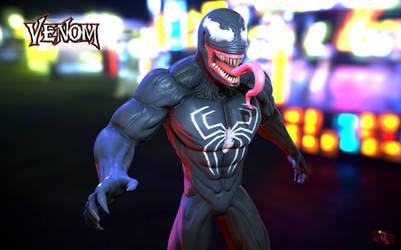 Venom 2 by Samholy