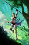 FEZ warrior