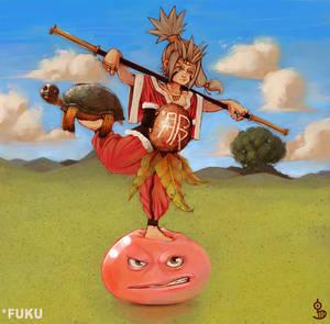 fukuri 2nd cover