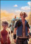 Random Fantasy characters