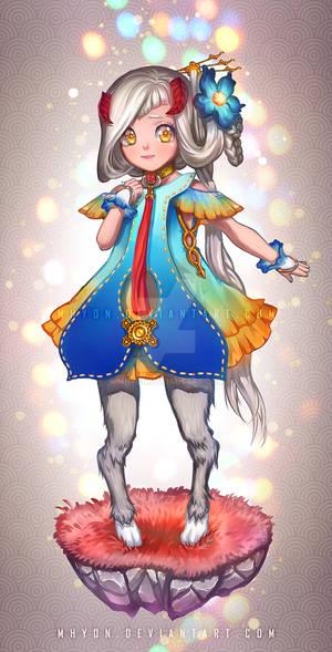 Faun Princess Naran