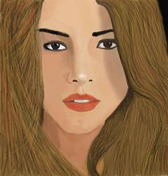 Alina Vacariu by FabiusWong