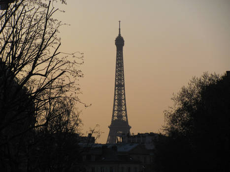 Paris,Eiffel Tower 5