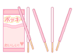 Pixel Pocky - FREE TO USE