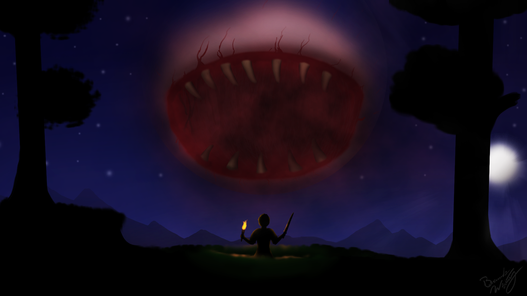 List Of Synonyms And Antonyms Of The Word Terraria Cthulhu