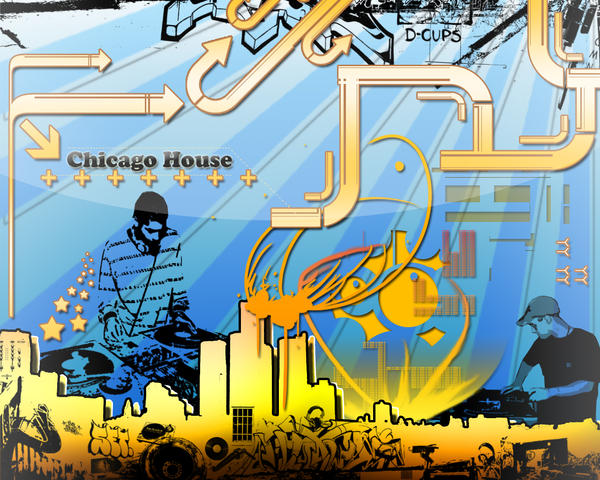 Chicago house music by r nader on deviantart for House music 2007