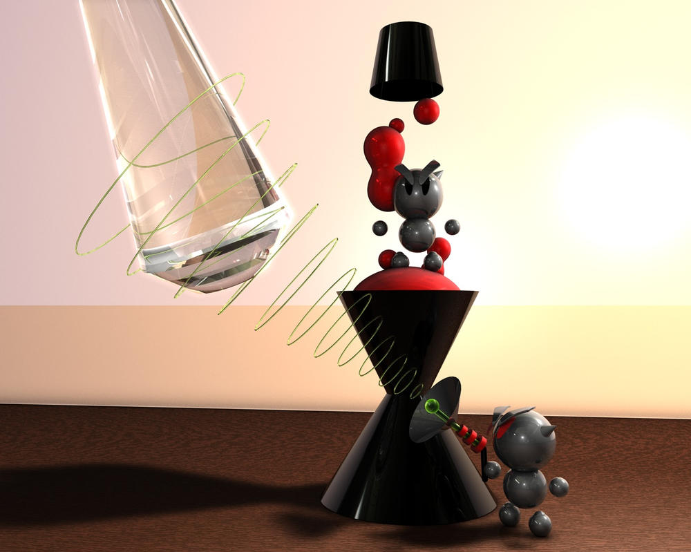 LavaLamp Deviants2 by R-Nader