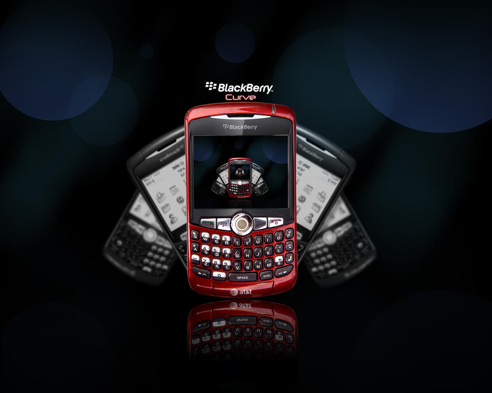 Blackberry Curve by R-Nader