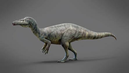 Suchomimus tenerensis | 3D Model Reconstruction