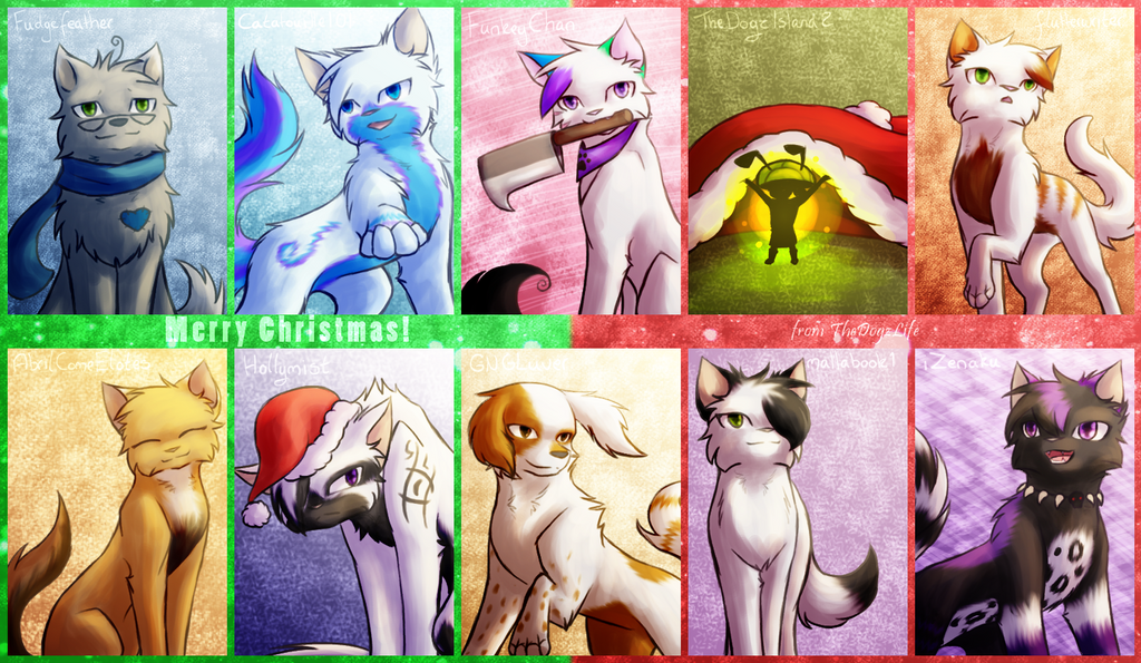 Christmas Day by TheDogzLife