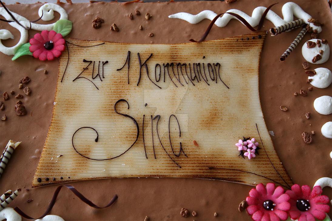 Sina First Communion-003 by swissnature