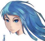 Aqua Girl