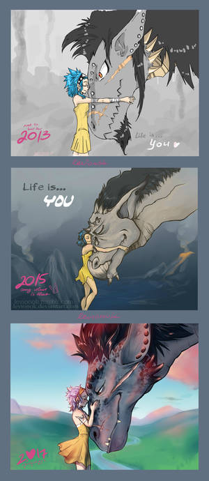 Draw this again - Life is... YOU!