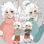 [CLOSED] ADOPTABLE AUCTION!