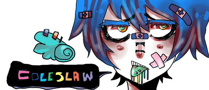 Coleslaw's New Thick And Sick Banner by HariSaysMeh