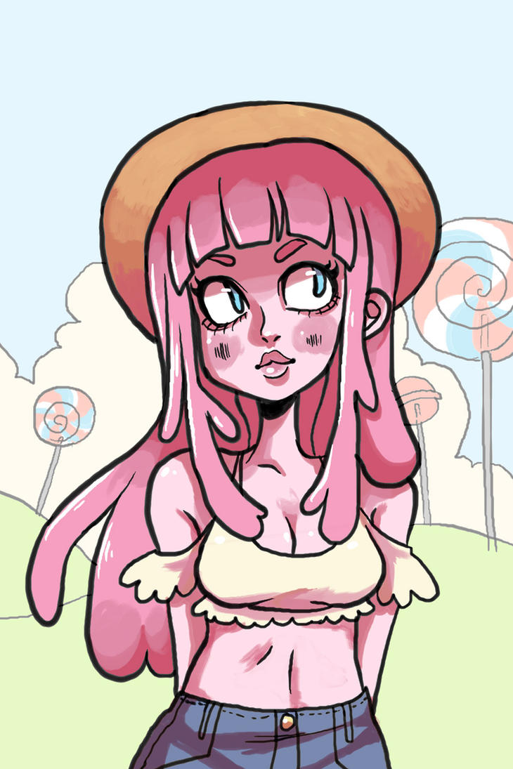Summertime PBubs by HariSaysMeh
