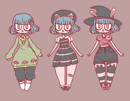 Planchette Outfits
