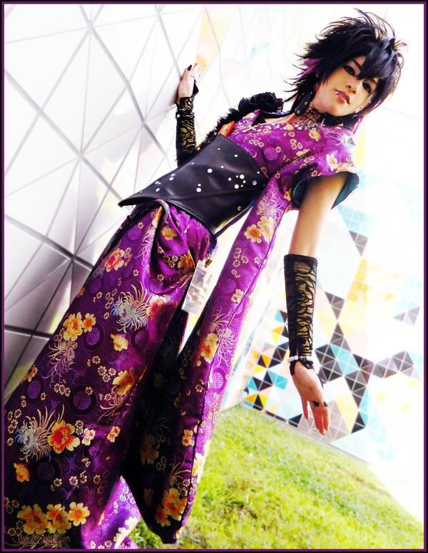 Mahiro Cosplay by FilthyWarumono