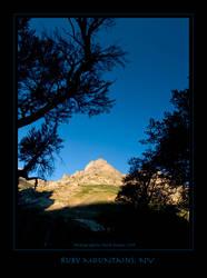 Ruby Mts by Kvaga