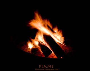Flame by Kvaga
