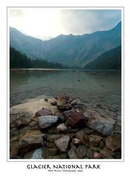 Avalanche Lake by Kvaga