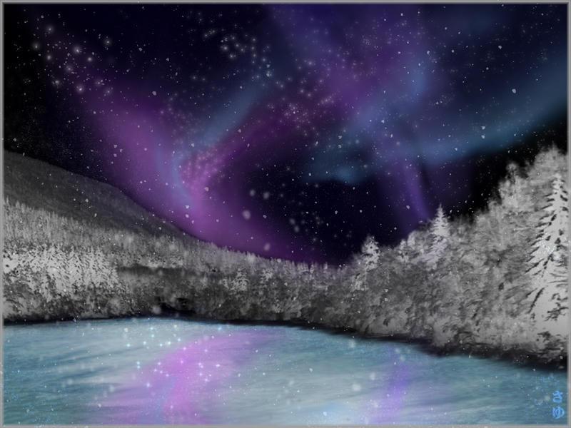 Aurora: WP by Sayuri-Amaya