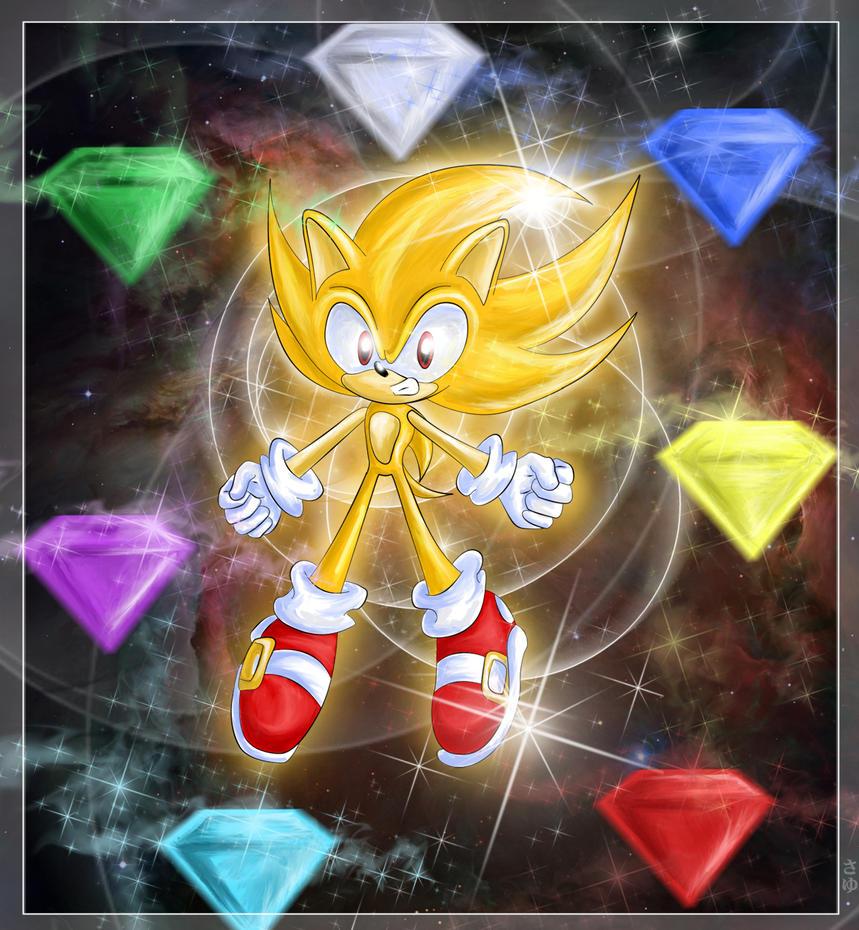 Super Sonic By Sayuri Amaya