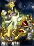 Super: Sonic..Shadow...Silver