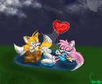 . . :Tails an Ribbon: . .
