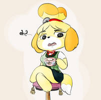 Princess Isabelle by VallyCuts