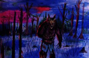 Werewolf of the Swamp