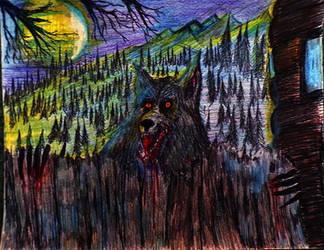 The Werewolf Beast