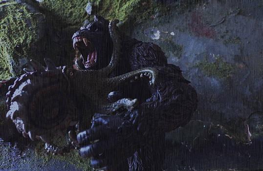 Kong vs Octopus 3