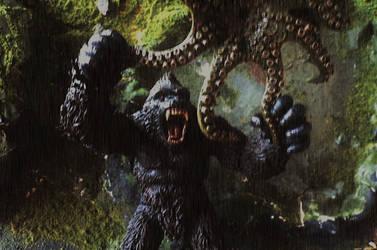 Kong vs Octopus 2