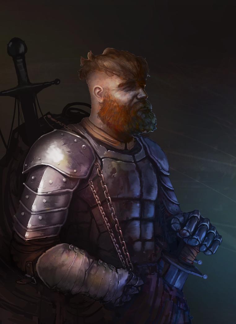 Knight by NotisKate