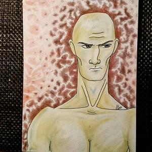 Rost second portrait