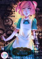 Natsuki In Wonderland by Artpaipost