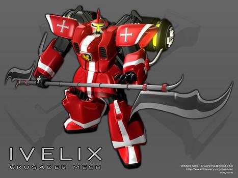 Ivelix - Crusader Mech