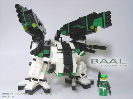 BAAL - Artillery Mech