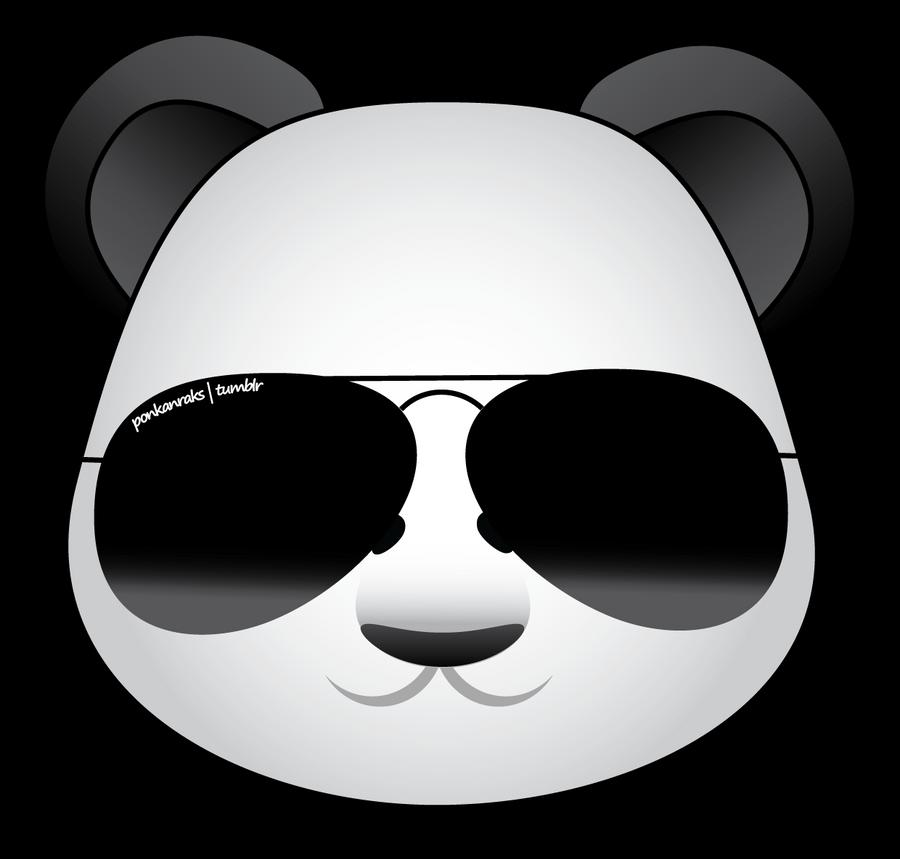 Cool Panda By Royaltruorange19