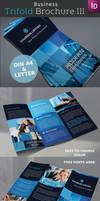 Business Trifold Brochure Vol. III