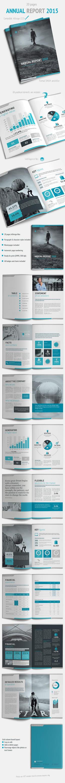 Annual Report 2015 by imagearea