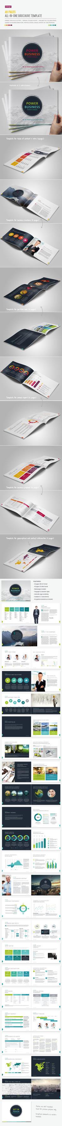 All-In-One Brochure by imagearea
