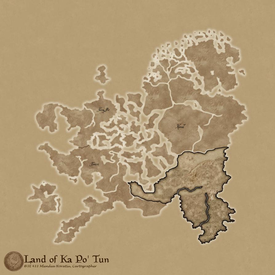 Land of Ka Po' Tun (v1) by hori873